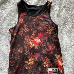 Nike Small-Medium reversible Jersey